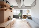 日式小居客厅